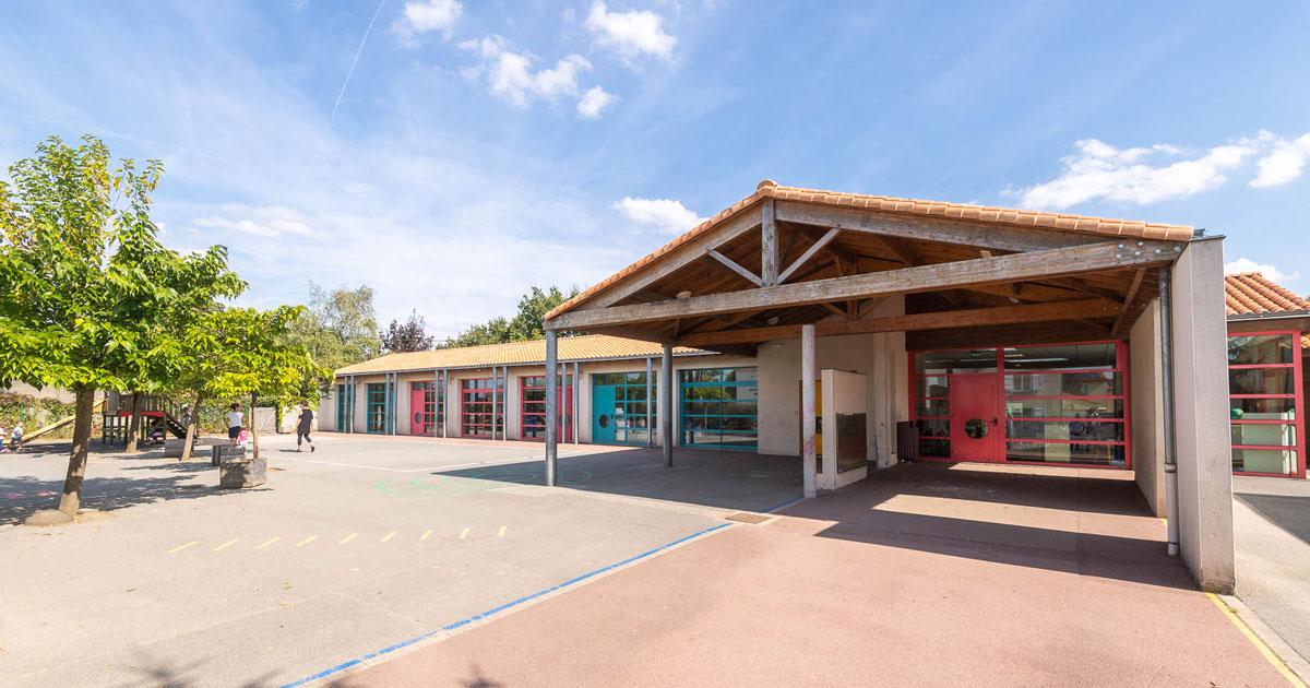 École privée Arc en Ciel de L'Herbergement