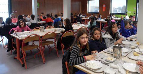 Restaurant scolaire Resto Kids de L'Herbergement