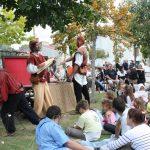 Fête Renaissance 2013 - spectacle le Surgien