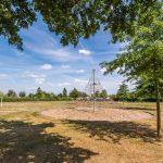 Parc du Val de Loire structure toile araignée