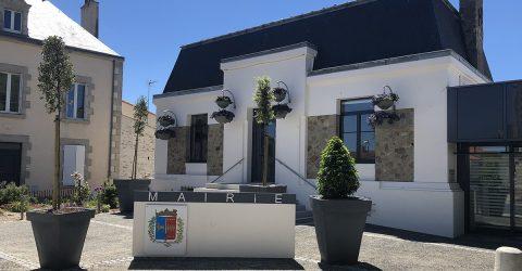 L'Herbergement : La Mairie