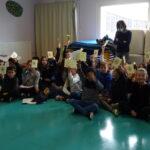 les électeurs du CME de l'école Jean de la Fontaine