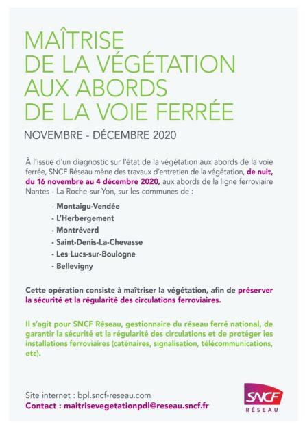 affiche de la SNCF