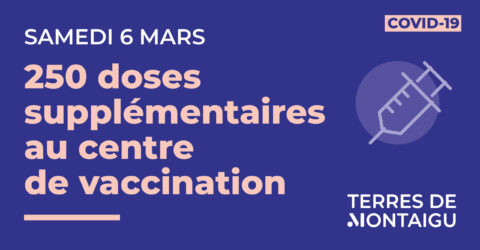 Image du Centre de vaccination Terres de Montaigu